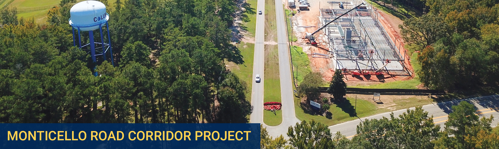 Monticello Road Corridor Project