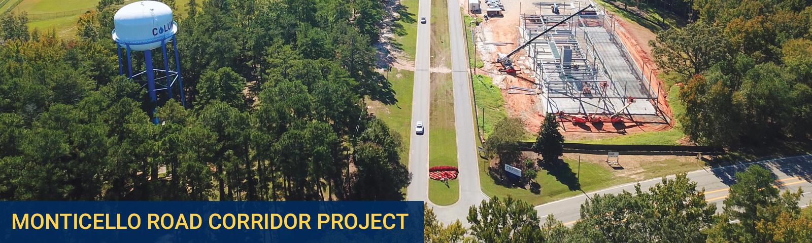 Monticello Road Corridor Project