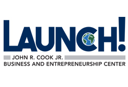 Launch!  John R. Cook Jr.  Business and Entrepreneurship Center